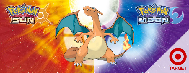 Charizard Target Event